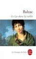 Couverture Le lys dans la vallée Editions Le Livre de Poche (Les Classiques de Poche) 2012