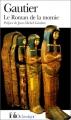 Couverture Le roman de la momie Editions Folio  (Classique) 1986