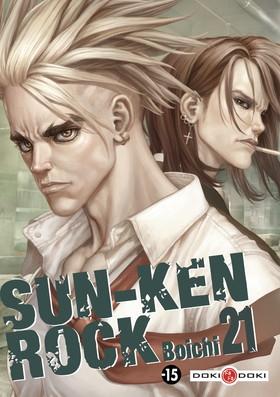 Couverture Sun-Ken Rock, tome 21
