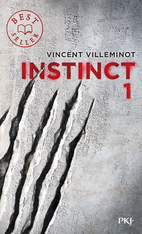 Couverture Instinct, tome 1