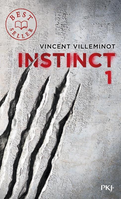 Couverture Instinct, tome 1