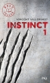Couverture Instinct, tome 1 Editions Pocket (Jeunesse - Best seller) 2014