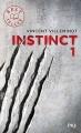 Couverture Instinct, tome 1 Editions Pocket (Jeunesse - Best seller) 2014