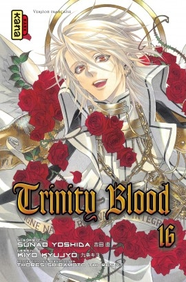 Couverture Trinity Blood, tome 16