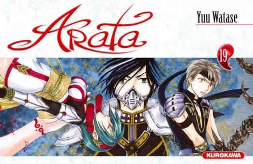 Couverture Arata, tome 19
