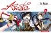 Couverture Arata, tome 19 Editions Kurokawa 2014