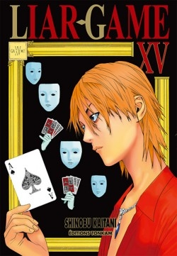 Couverture Liar Game, tome 15