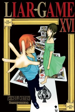 Couverture Liar Game, tome 16