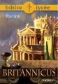 Couverture Britannicus Editions Hachette (Biblio lycée) 2003