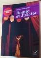 Couverture Roméo et Juliette Editions Hatier (Classiques & cie - Lycée) 2013