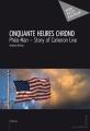 Couverture Cinquante heures chrono Editions Mon Petit Editeur (Policier) 2013