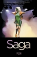 Couverture Saga, tome 04 Editions Image Comics 2014