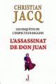 Couverture Les enquêtes de l'inspecteur Higgins, tome 15 : L'assassinat de Don Juan Editions J 2014