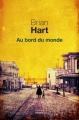 Couverture Au bord du monde Editions Seuil 2014