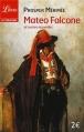 Couverture Mateo Falcone et autres nouvelles Editions Librio (Littérature) 2012
