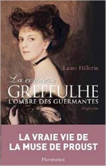 Couverture La comtesse Greffulhe, l'ombre des Guermantes