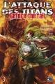 Couverture L'attaque des Titans : Before the fall, tome 03 Editions Pika (Shônen) 2015