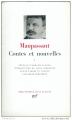 Couverture Contes et nouvelles, tome 1 (Maupassant Pléiade) Editions Gallimard  (Bibliothèque de la pléiade) 1974