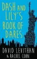 Couverture Dash & Lily's Book of Dares, tome 1 Editions Mira Books 2011