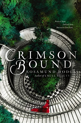 Couverture Crimson Bound