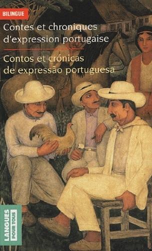 Couverture Contes et chroniques d'expression portugaise