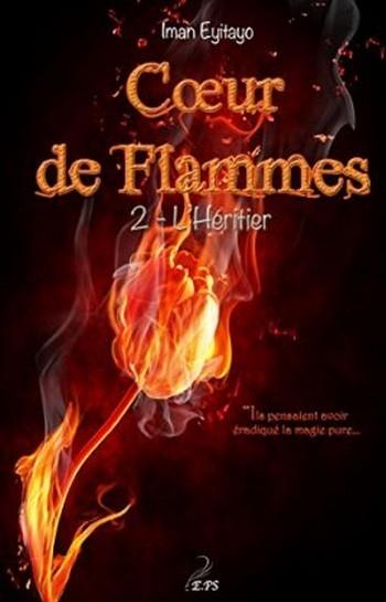Couverture Coeur de Flammes, tome 2 : L'héritier