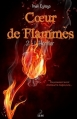 Couverture Coeur de flammes, tome 2 : L'héritier Editions Plumes solidaires 2014