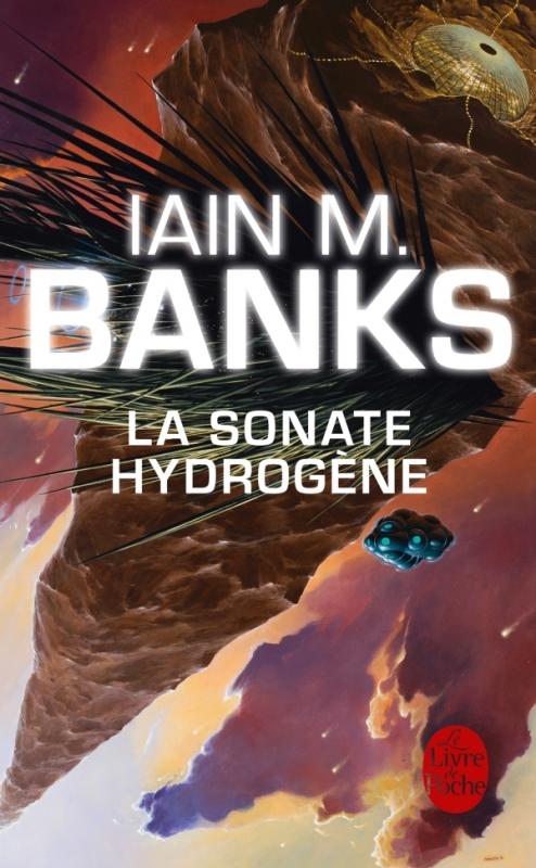Couverture La sonate hydrogène