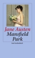 Couverture Mansfield park Editions Insel 2010