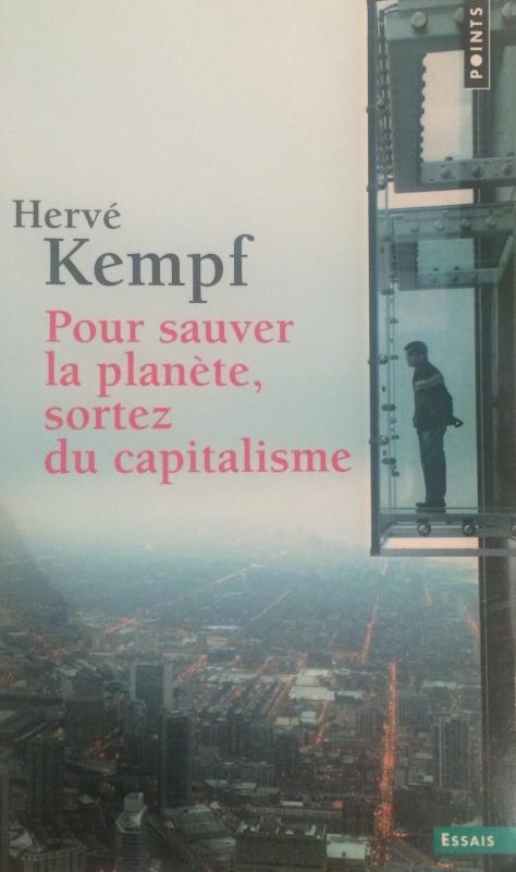 Couverture Pour sauver la planète, sortez du capitalisme