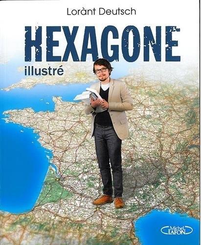 Couverture Hexagone illustré