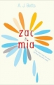 Couverture Zac and Mia Editions Houghton Mifflin Harcourt 2014