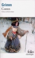 Couverture Contes  Editions Folio  (Classique) 2014