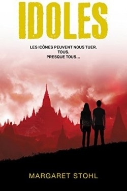 Couverture Icônes, tome 2 : Idoles