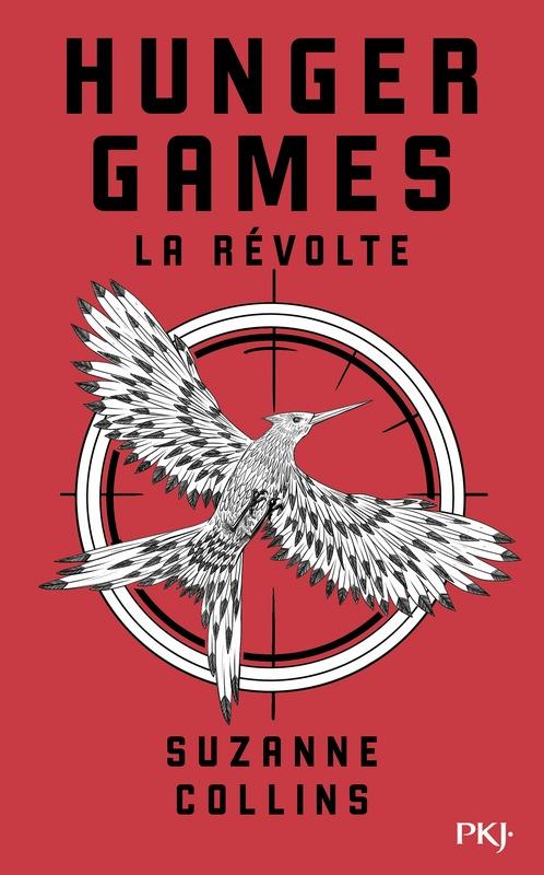 Couverture Hunger Games, tome 3 : La Révolte