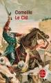 Couverture Le Cid Editions Le Livre de Poche (Le Théâtre de Poche) 2001