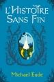 Couverture L'histoire sans fin Editions Hachette 2014