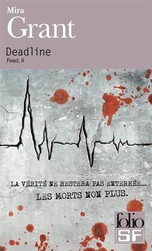 Couverture Feed, tome 2 : Deadline