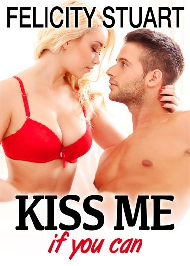 Couverture Kiss me if you can, tome 1
