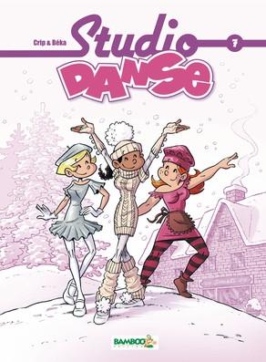 Couverture Studio Danse, tome 7