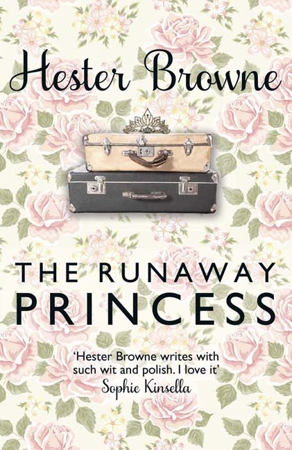 Couverture The Runaway Princess