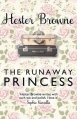 Couverture The Runaway Princess Editions Quercus 2012