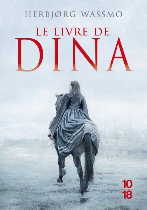 Couverture Le livre de Dina, intégrale