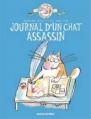 Couverture Journal d'un chat assassin Editions Rue de Sèvres 2014