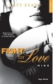 Couverture Fight for love, tome 2 : Mine Editions Hugo & Cie (New Romance) 2015