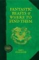 Couverture Les animaux fantastiques Editions Bloomsbury 2012