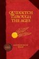 Couverture Le Quidditch à travers les âges Editions Bloomsbury 2012
