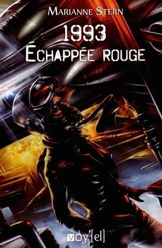Couverture 1993 : Echappée rouge