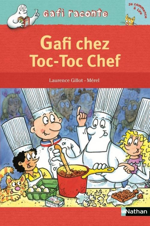 Couverture Gafi chez Toc-toc Chef