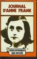 Couverture Le journal d'Anne Frank Editions France Loisirs 1979